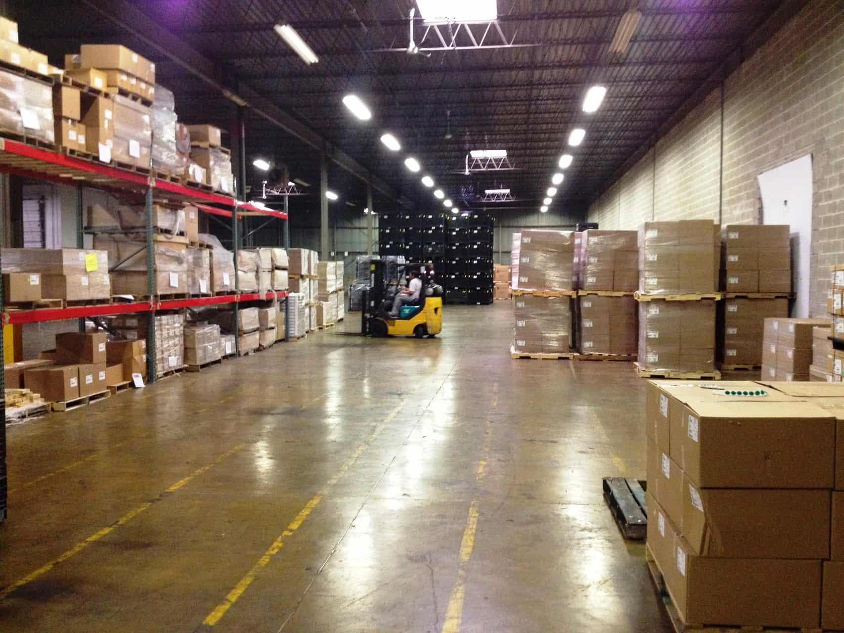 Overflow Warehousing Service Portland Or Warehouse Space