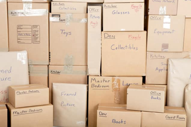 Avoid These 3 Packing Mistakes For an Easier Move