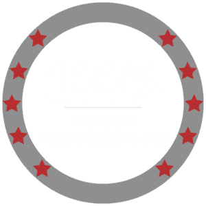 100% employee background checks