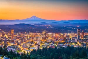 portland and seattle