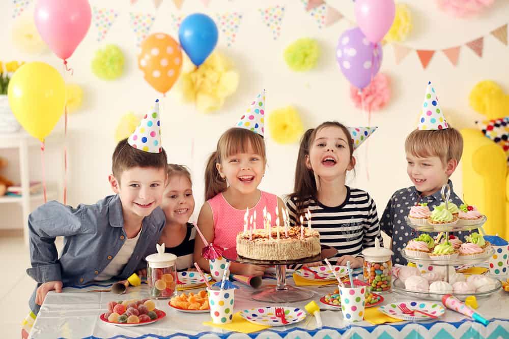 Kids Birthday Party at Portland Children's Museum