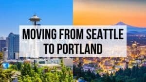 Moving from Seattle to Portland